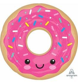 """Donut 27"""" Mylar Balloon"""