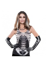 Black & Bone Skeleton Tank Top