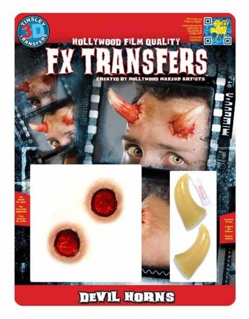 FX Transfers Devil Horns