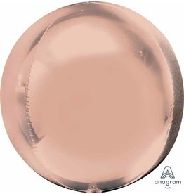 Rose Gold Orbz Balloon