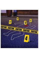 Crime Scene Decorating Kit