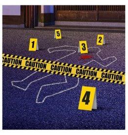 Crime Scene Decorating Kit
