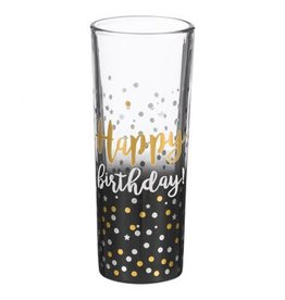 """Happy Birthday"" Shot Glass"