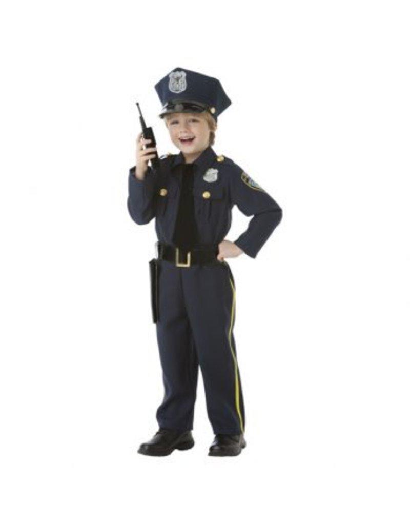Child Police Officer - Medium (8-10)
