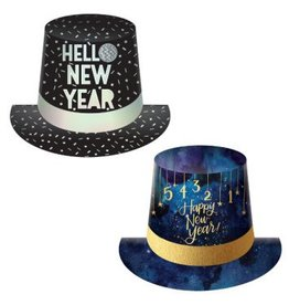 Disco Top Hat Assortment