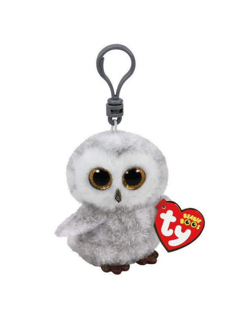 Beanie Boos Owl Owlette Keychain