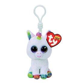 Beanie Boos Unicorn Pixy Keychain