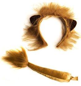 Lion Ears & Tail Set