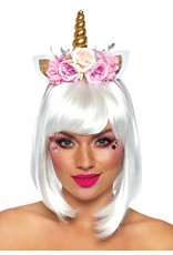 Fairy Unicorn Flower Headband
