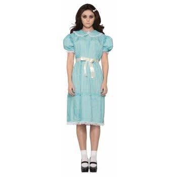 Women's Costume Creepy Sister Standard (14-16)