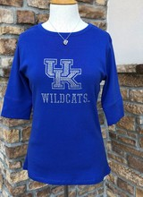 Nitro Half Sleeve Top with UK Logo