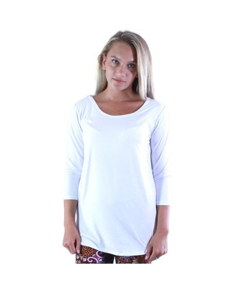 AccessHERize Everyday 3/4 Sleeve Top