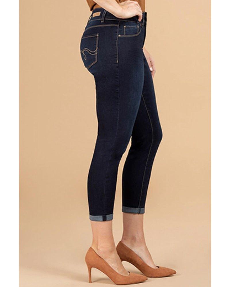 AccessHERize Cuffed Ankle Jean