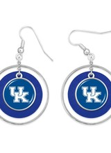 "AccessHERize UK Wildcats ""Lindy"" Earrings"