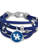"AccessHERize UK Wildcats ""Lindy"" Bracelet"