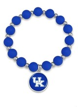 AccessHERize UK Wildcats Stretch Bead Bracelet