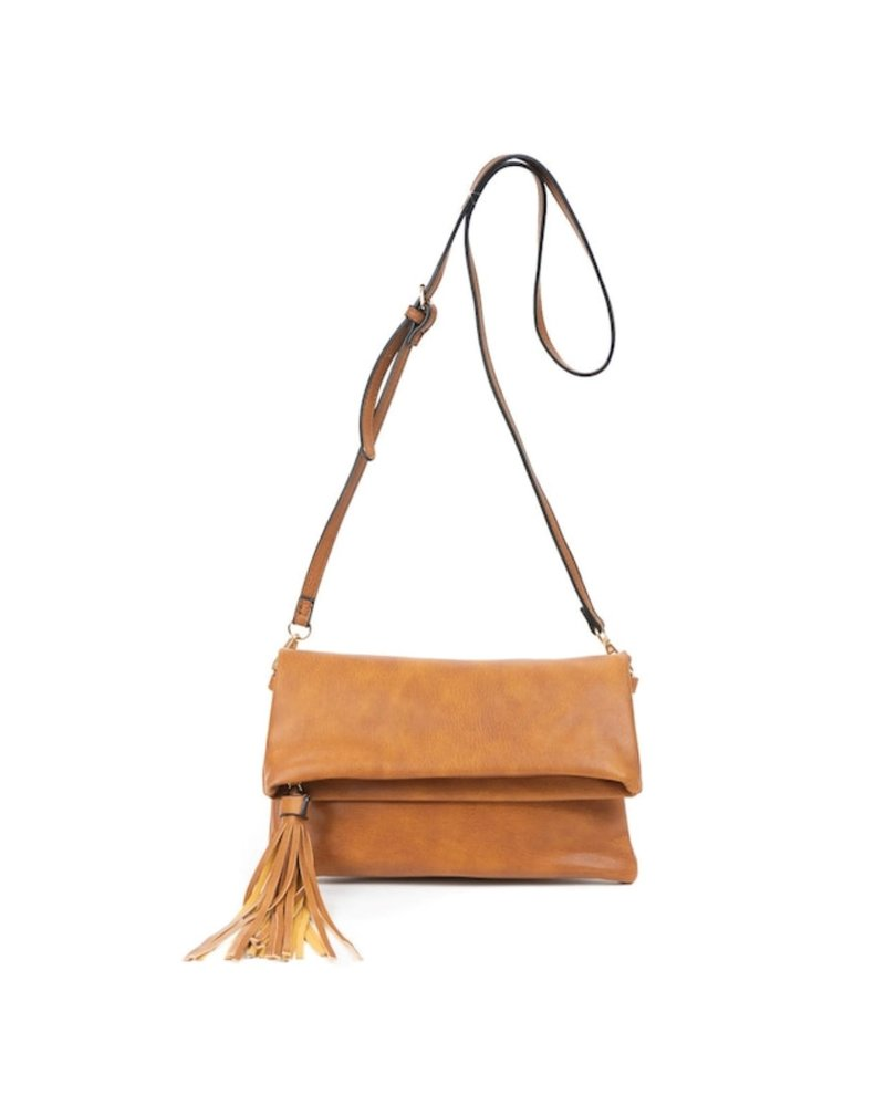 "AccessHERize ""Austin"" Flapover Crossbody Bag"