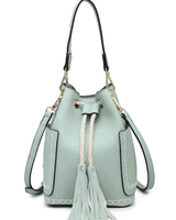 "AccessHERize ""Brielle"" Small Bucket Bag"