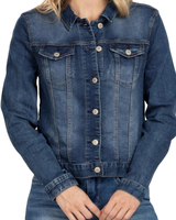 AccessHERize Classic Denim Jacket
