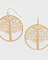 AccessHERize Tree of Life Cutout Earrings