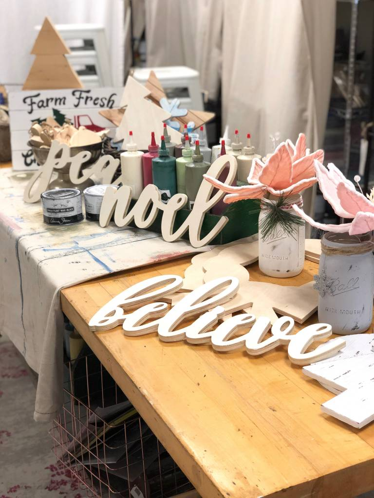 CRAFTING HOURS, THUR 1-4:30