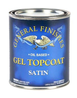 GF Gel Satin TopCoat Pint
