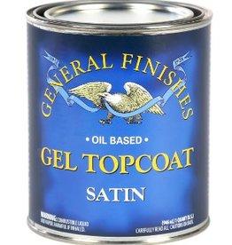 GF Gel Satin TopCoat