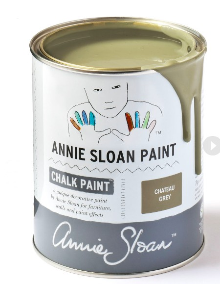 Annie Sloan America UK Chateau Grey