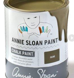 Annie Sloan America UK Olive Litre