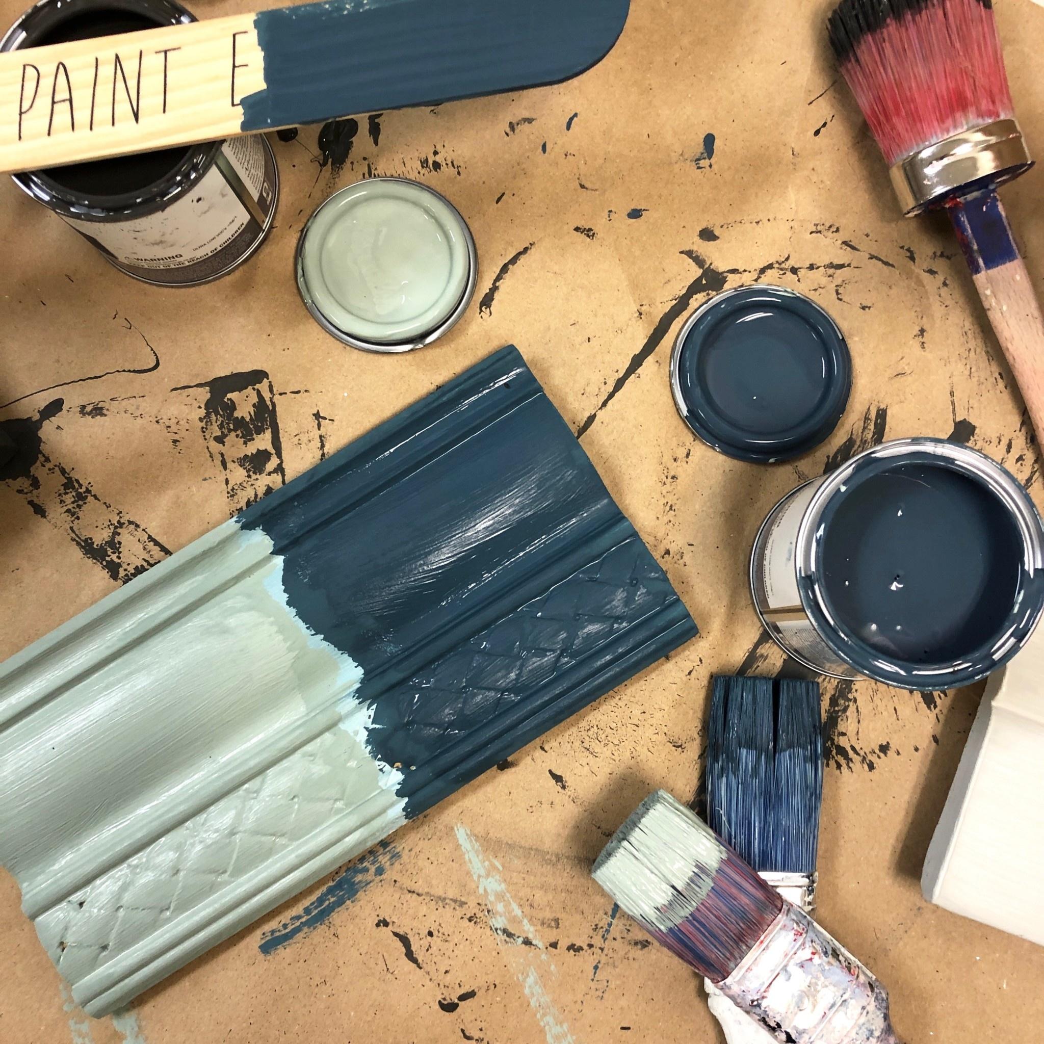 April 6th: Chalk Paint 101
