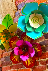 Sun April 7th: 3D Metal Flower Workshop