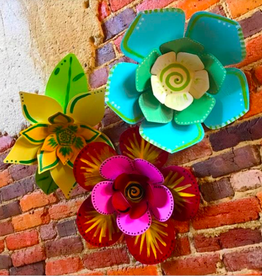 Sun Apr 7th: 3D Metal Flower Workshop