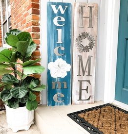 Sun April 7th: WELCOME Sign Workshop