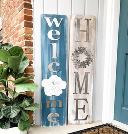 Sun May 5th: WELCOME/HOME Sign Workshop