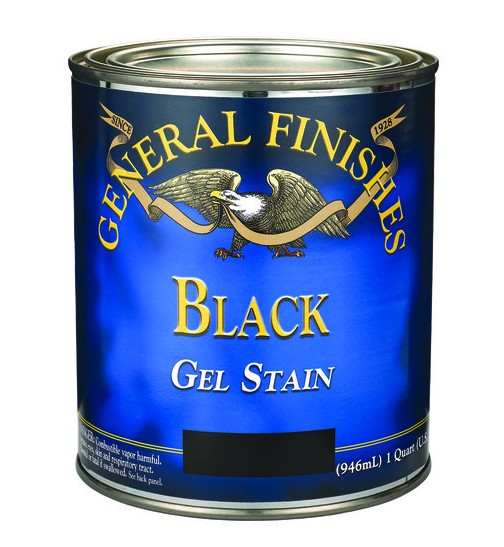 GF Gel Stains Black pint