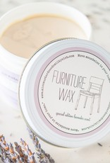Lavender Scented Furniture Wax 200g