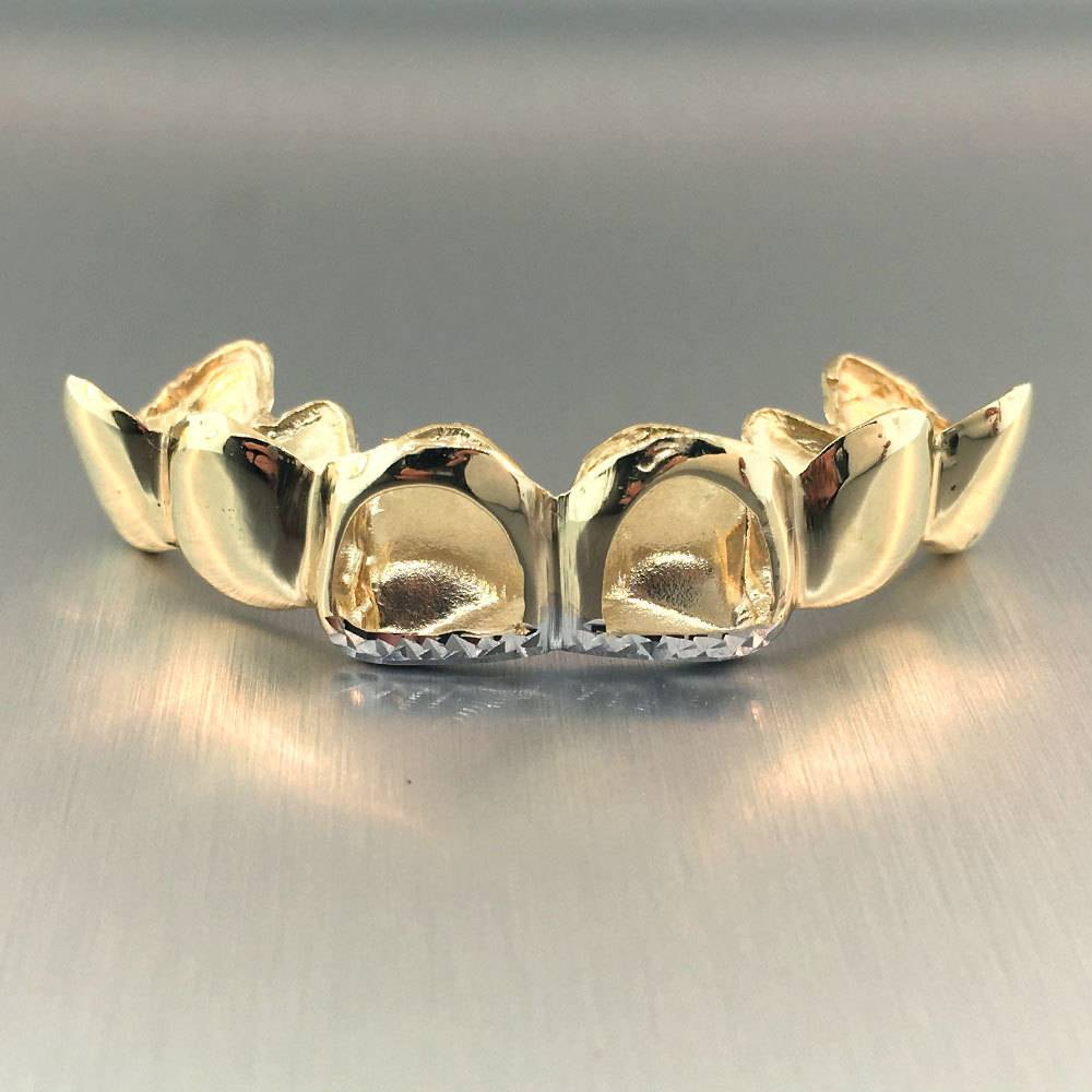 6 Fronts Open Crowns and Plain