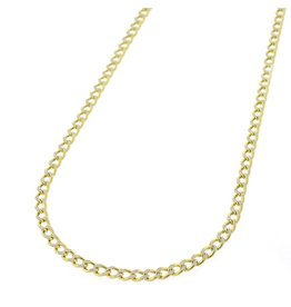Silver GP NH732 60 Cuban Chain
