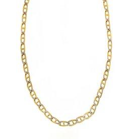 Silver GP NGW837 150 Cuban Chain