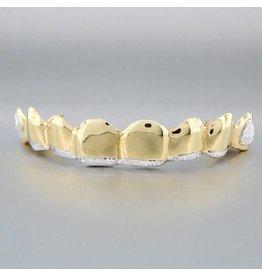 8 Fronts Diamond Cut Trim Rhodium