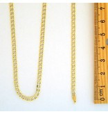 10k Gold Cuban Link CF108 Chain