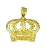 10k Crown PCR558 Pendant