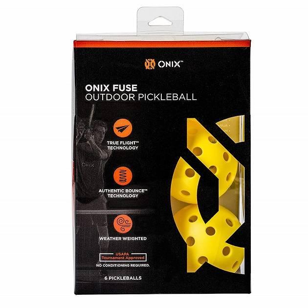 Onix Fuse Indoor 6-Pack Yellow