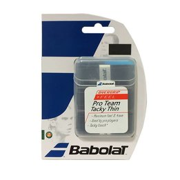 Babolat Overgrip Pro Team Tacky Thin