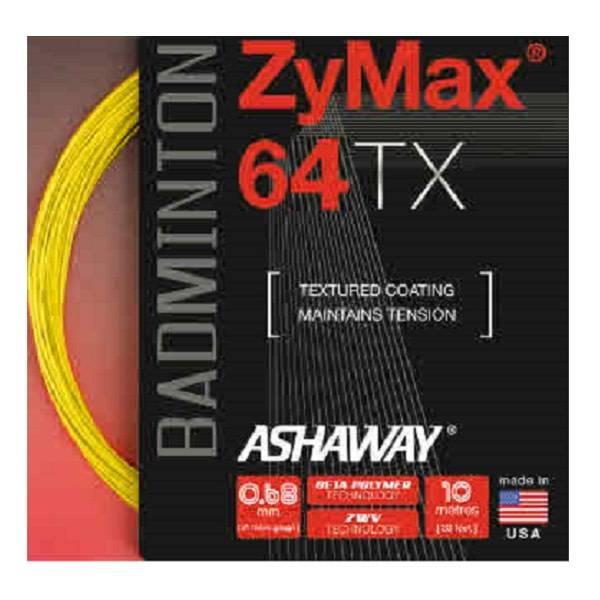 Ashaway Cordage ZyMax 64 TX
