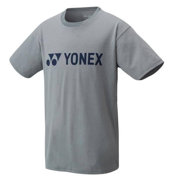 Yonex Chandail 16321 Logo T Gris