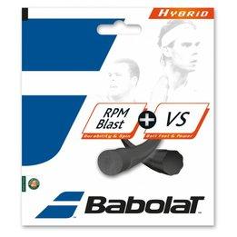 Babolat RPM Blast 125/17 + VS 130/16