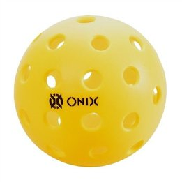 Onix Pickleballs Pure 2 Outdoor (6) Yellow