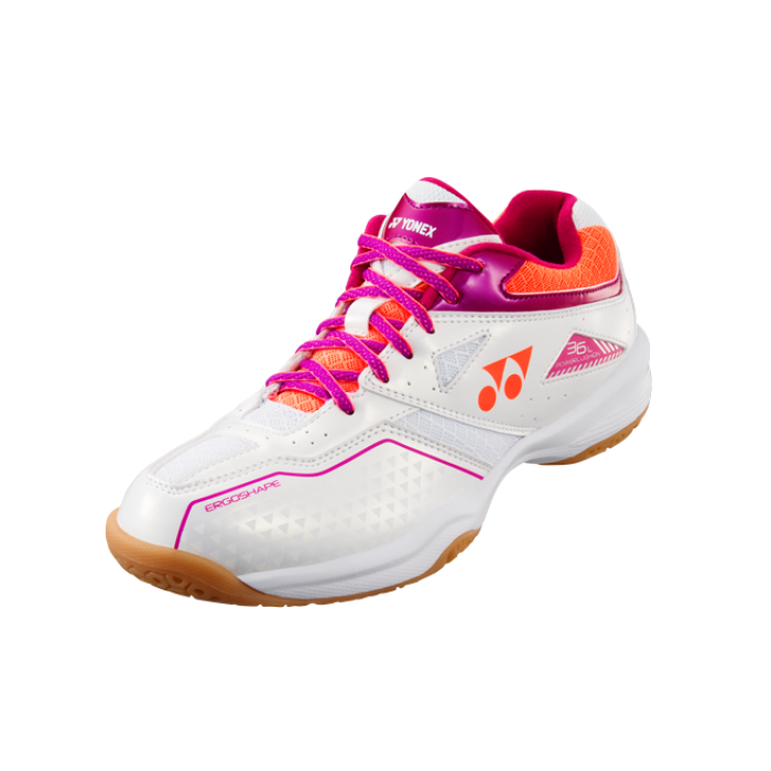 Yonex Power Cushion 36 L White/Pink