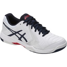 Asics Gel Game 6 E705Y White/Blue